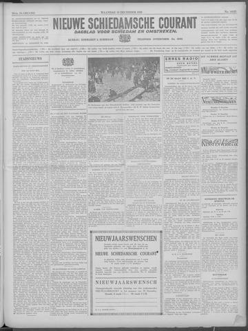 Nieuwe Schiedamsche Courant 1933-12-18
