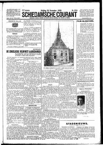 Schiedamsche Courant 1929-12-20
