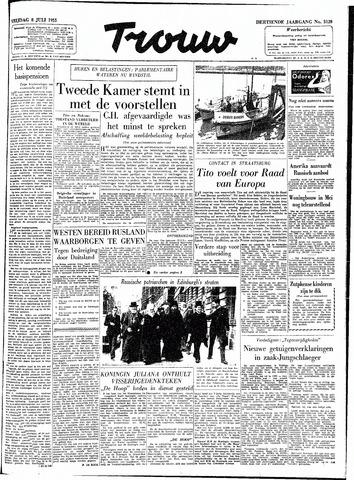 Trouw / De Rotterdammer 1955-07-08