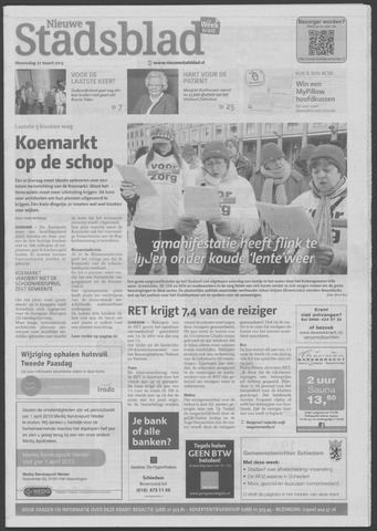 Het Nieuwe Stadsblad 2013-03-27
