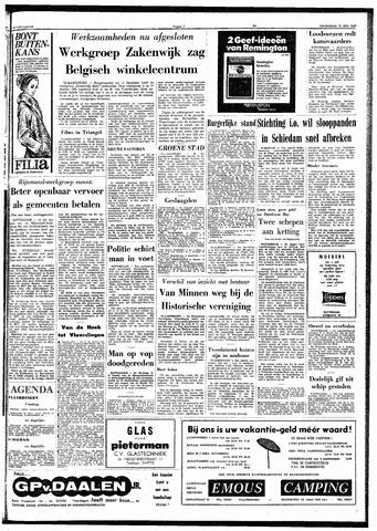Trouw / De Rotterdammer 1969-06-12