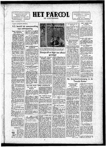 Rotterdamsch Parool / De Schiedammer 1946-10-31
