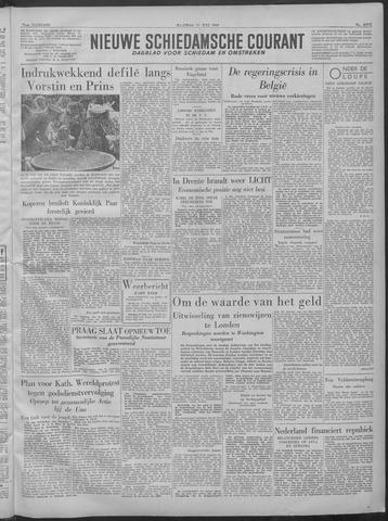Nieuwe Schiedamsche Courant 1949-07-11