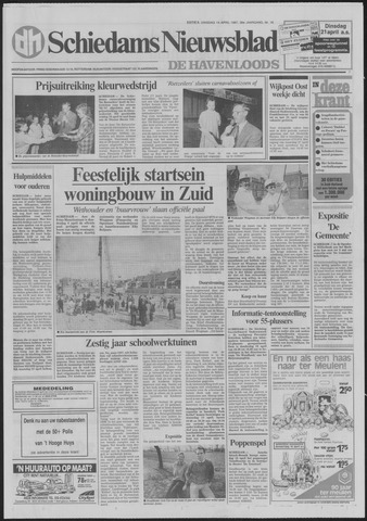 De Havenloods 1987-04-14