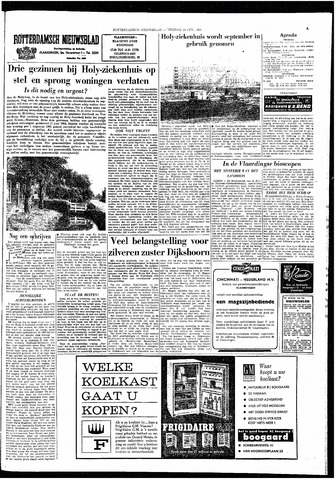Rotterdamsch Nieuwsblad / Schiedamsche Courant / Rotterdams Dagblad / Waterweg / Algemeen Dagblad 1964-06-19