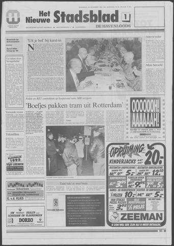 Het Nieuwe Stadsblad 1994-12-28