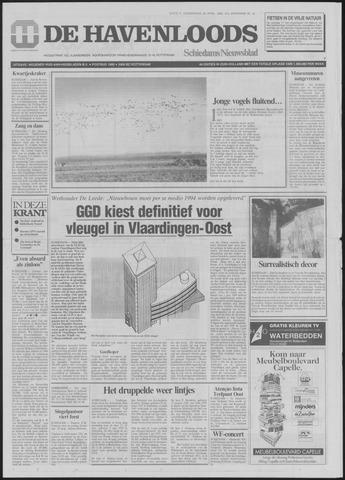 De Havenloods 1992-04-30