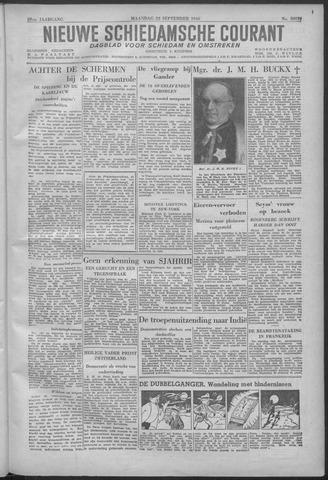 Nieuwe Schiedamsche Courant 1946-09-23