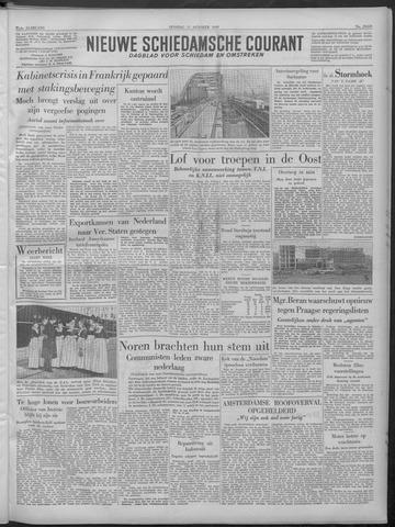 Nieuwe Schiedamsche Courant 1949-10-11