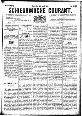 Schiedamsche Courant 1916-04-22