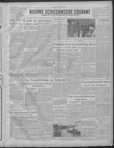 Nieuwe Schiedamsche Courant 1949-01-17