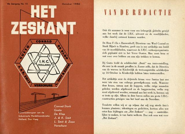 Het Zeskant 1950-10-01