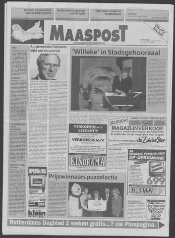 Maaspost / Maasstad / Maasstad Pers 1995-01-04
