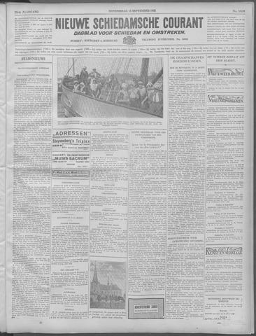 Nieuwe Schiedamsche Courant 1932-09-15