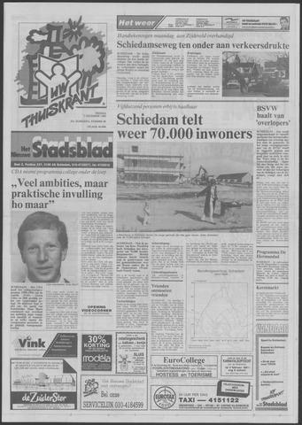 Het Nieuwe Stadsblad 1990-12-07
