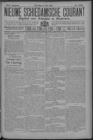 Nieuwe Schiedamsche Courant 1917-05-12