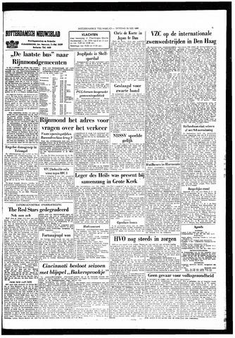 Rotterdamsch Nieuwsblad / Schiedamsche Courant / Rotterdams Dagblad / Waterweg / Algemeen Dagblad 1966-05-24