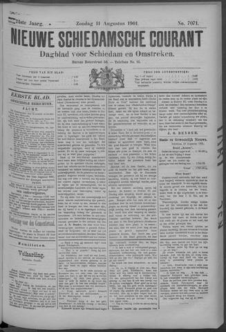 Nieuwe Schiedamsche Courant 1901-08-11