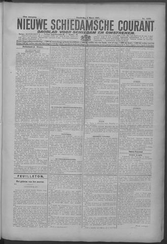 Nieuwe Schiedamsche Courant 1925-03-05