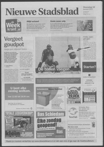 Het Nieuwe Stadsblad 2012-01-18