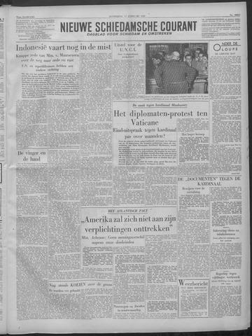 Nieuwe Schiedamsche Courant 1949-02-17