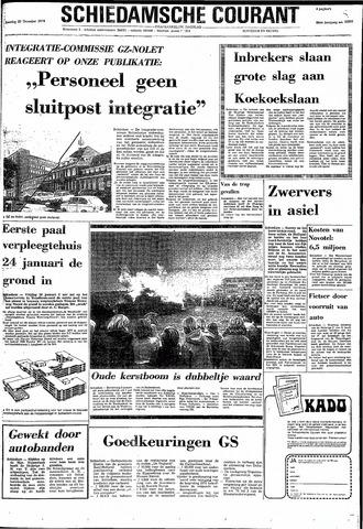 Rotterdamsch Nieuwsblad / Schiedamsche Courant / Rotterdams Dagblad / Waterweg / Algemeen Dagblad 1974-12-28