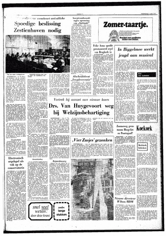Trouw / De Rotterdammer 1971-06-09