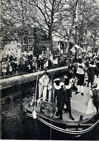 Schiedamse Gemeenschap (tijdschrift) 1968-11-01