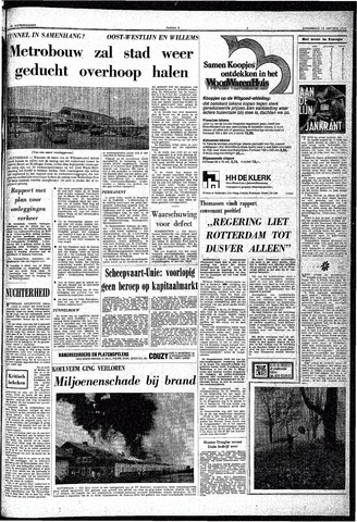 Trouw / De Rotterdammer 1970-10-15