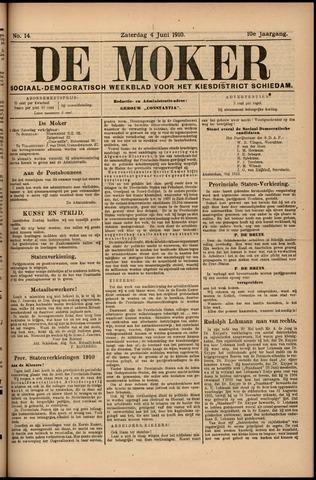 De Moker 1910-06-04