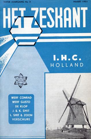 Het Zeskant 1951-03-01
