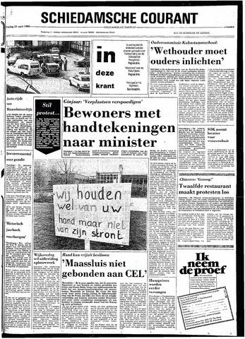 Rotterdamsch Nieuwsblad / Schiedamsche Courant / Rotterdams Dagblad / Waterweg / Algemeen Dagblad 1980-04-25