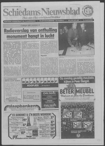 Schiedams Nieuwsblad 1982-12-29