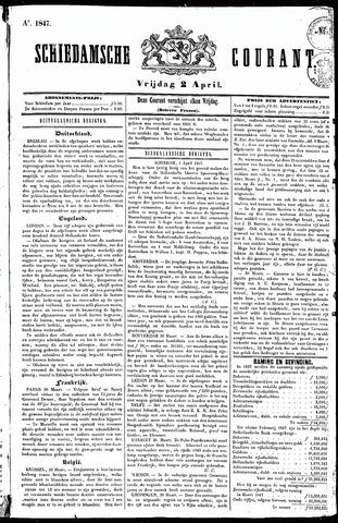 Schiedamsche Courant 1847-04-02