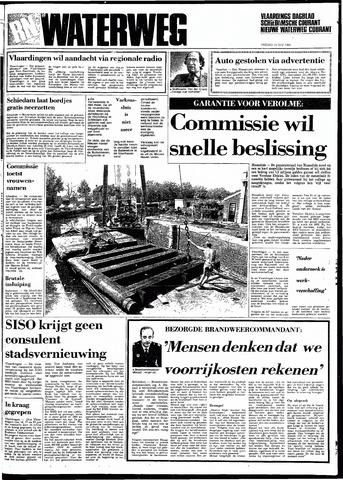 Rotterdamsch Nieuwsblad / Schiedamsche Courant / Rotterdams Dagblad / Waterweg / Algemeen Dagblad 1983-07-15
