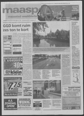 Maaspost / Maasstad / Maasstad Pers 2000-09-13