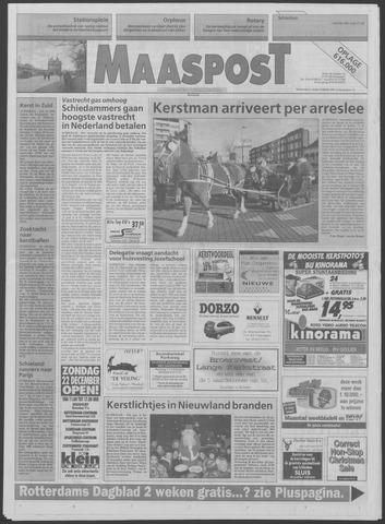 Maaspost / Maasstad / Maasstad Pers 1996-12-18