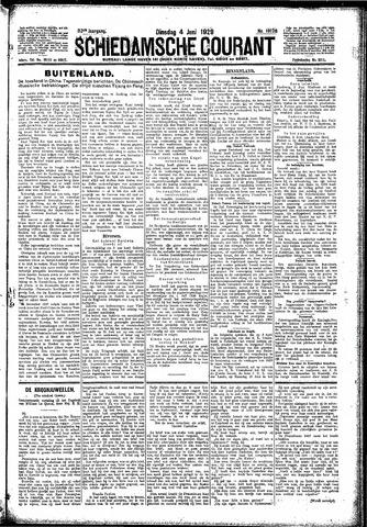 Schiedamsche Courant 1929-06-04