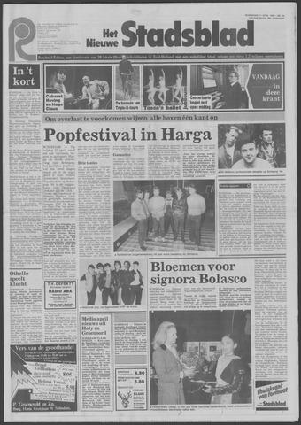 Het Nieuwe Stadsblad 1984-04-11