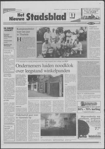 Het Nieuwe Stadsblad 1997-08-27