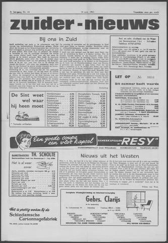 Zuider Nieuws 1963-11-14