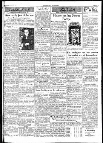 Rotterdamsch Nieuwsblad / Schiedamsche Courant / Rotterdams Dagblad / Waterweg / Algemeen Dagblad 1956