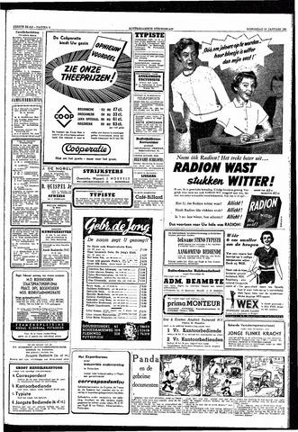 Rotterdamsch Nieuwsblad / Schiedamsche Courant / Rotterdams Dagblad / Waterweg / Algemeen Dagblad 1953-01-21