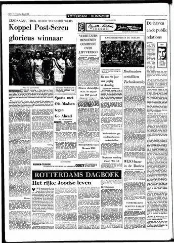 Rotterdamsch Parool / De Schiedammer 1968-05-08