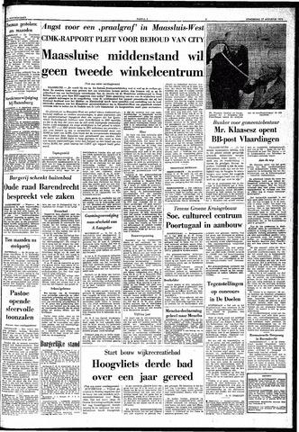 Trouw / De Rotterdammer 1970-08-27