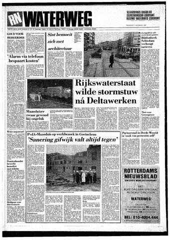 Rotterdamsch Nieuwsblad / Schiedamsche Courant / Rotterdams Dagblad / Waterweg / Algemeen Dagblad 1987-12-07