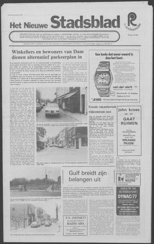 Het Nieuwe Stadsblad 1977-07-08