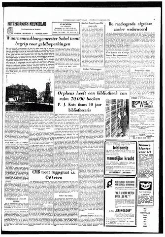Rotterdamsch Nieuwsblad / Schiedamsche Courant / Rotterdams Dagblad / Waterweg / Algemeen Dagblad 1965-01-12