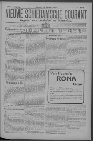 Nieuwe Schiedamsche Courant 1913-01-14