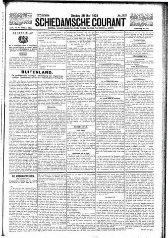 Schiedamsche Courant 1929-05-28